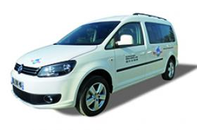 VOLKSWAGEN CADDY MAXI 7 PLACES